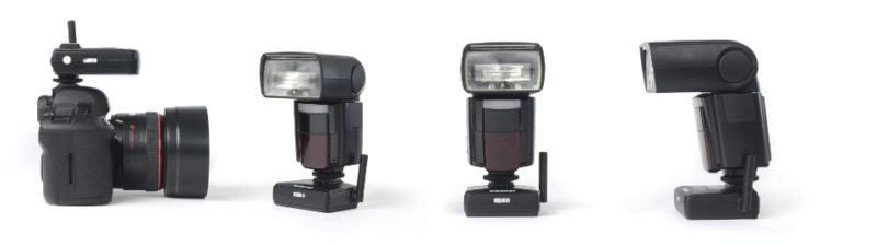 Hahnel Viper wireless flash trigger with TTL