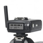 Hahnel Viper transmitter LCD
