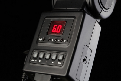 Jinbei MF-100 controls