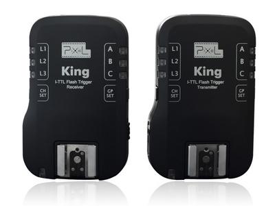 Pixel King i-TTL Flash Trigger