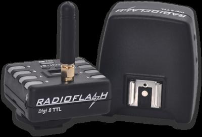 Radioflash Digi 8 TTL