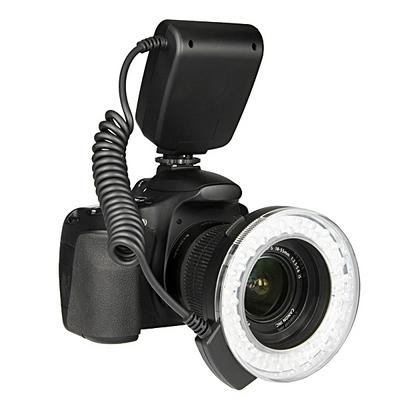 Travor RF-550D LED ring flash