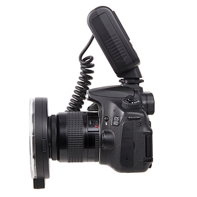 Travor RF-550D LED ring flash