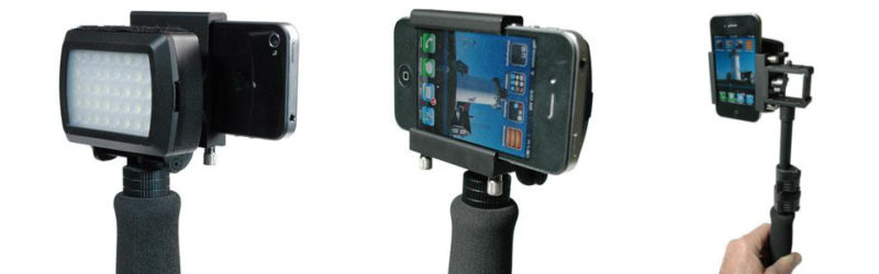 iPhone LED Grip Kit