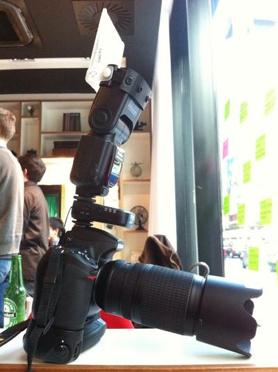 Nikon D700, Nikkor 70-300mm, Pixel King, Meike MK-951, GamiLight Event Pro