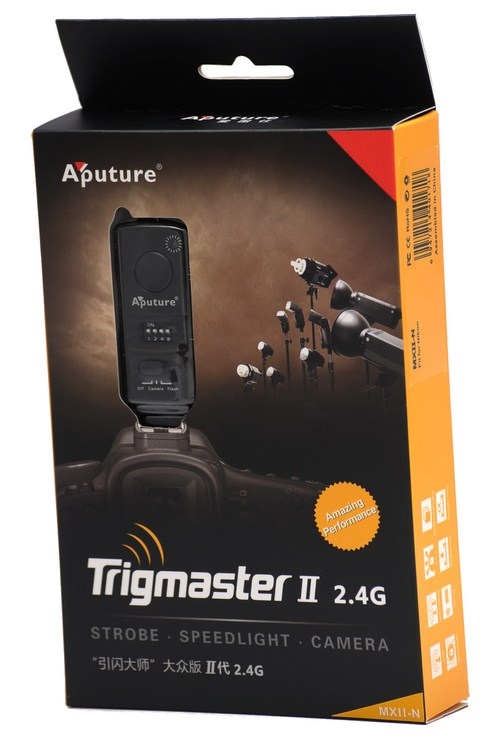 Aputure Trigmaster II kit