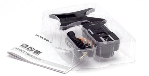 ComTrig H550 unboxed