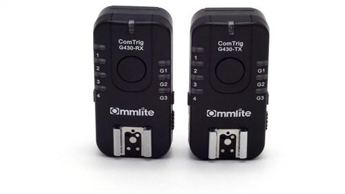 ComTrig G430 receiver and transmitter