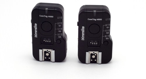 ComTrig H550 transceivers