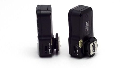 ComTrig H550 transceivers