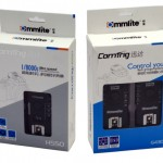 Commlite ComTrig H550 and G430 packaging