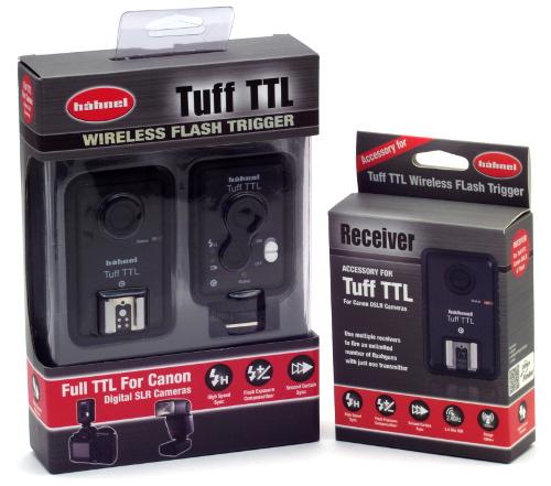 Hähnel Tuff TTL packaging