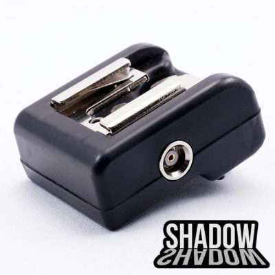 Shadow NEX hot shoe adapter