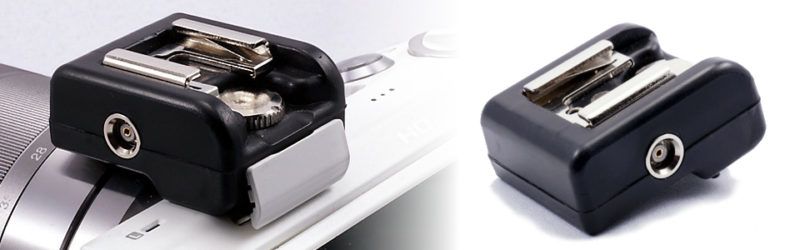 NEX Shadow adapter
