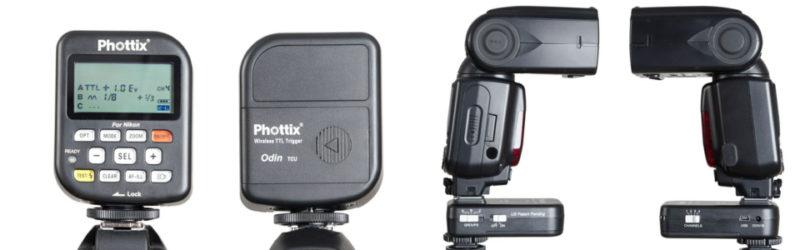 Phottix Odin for Nikon