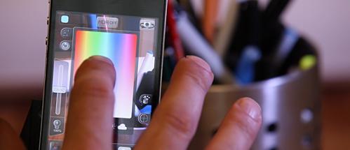 Rift Kick iPhone app