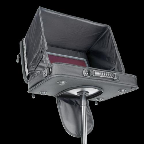 Seaport i-Visor Pro LSP mounted on a tripod