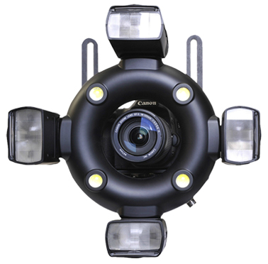 CononMark iQ ring light