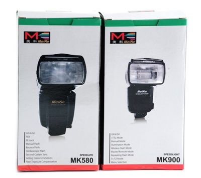 MeiKe MK580 and MK900 boxes
