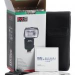 Contenido de la caja de Meike MK900