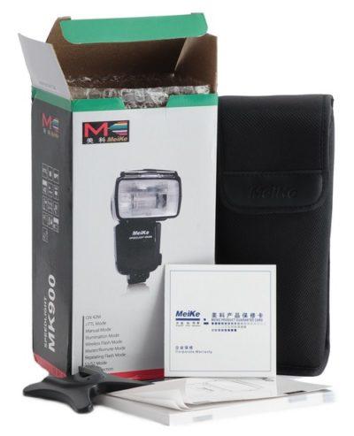 MeiKe MK900 box contents