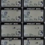 Diferentes modos de funcionamiento del panel de control LCD de Meike MK900