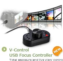 Aputure V-Control USB Focus Controller
