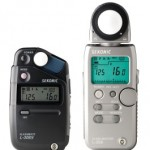 Sekonic L-308s FlashMate and L-358 FlashMaster