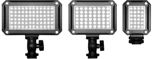 Metz mecalight LEDs