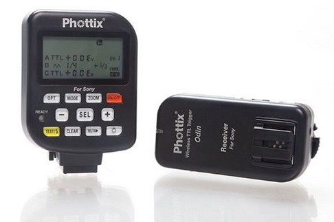 Phottix Odin for Sony