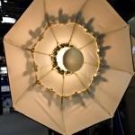 Falcon Eyes Foldable Beauty Dish at Photokina 2012