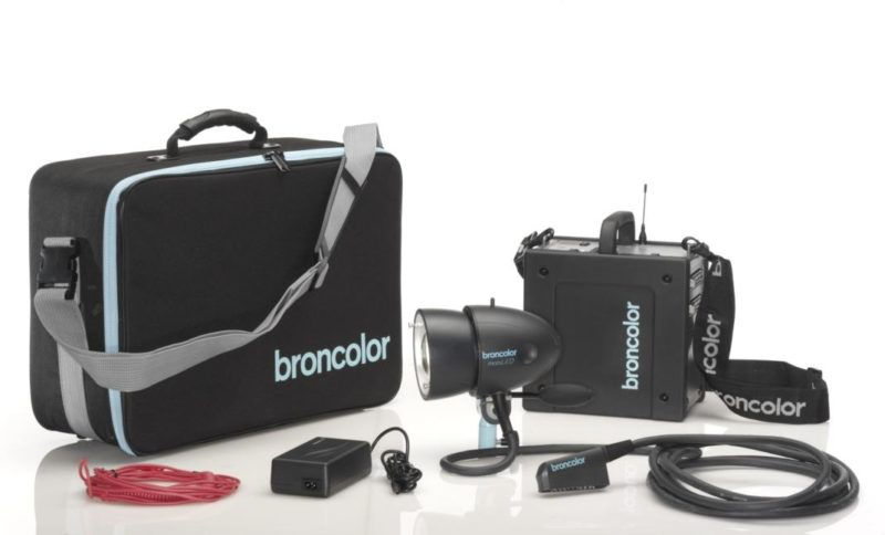 Broncolor Mobil A2L Travel Kit