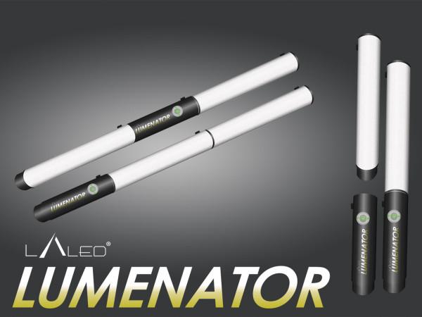 LA LED Lumenator CAD render