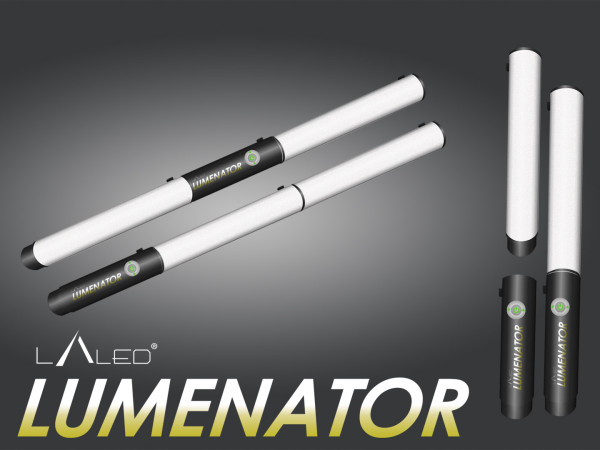 Lumenator CAD render