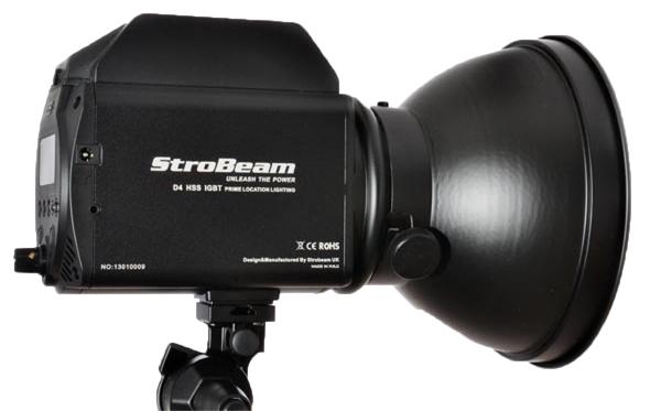 StroBeam D4 HSS IGBT