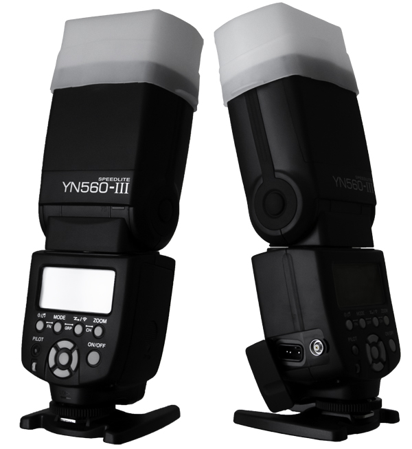 Yongnuo Speedlite YN560 III Radio Enabled Flashgun Review