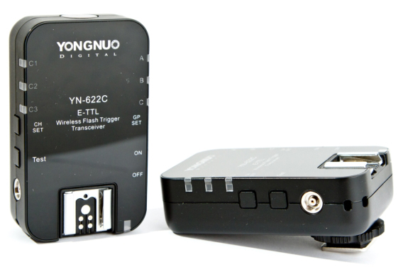 Yongnuo YN-622C E-TTL Wireless Flash Triggers