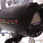 CononMark AK E60 flash at Focus On Imaging 2013