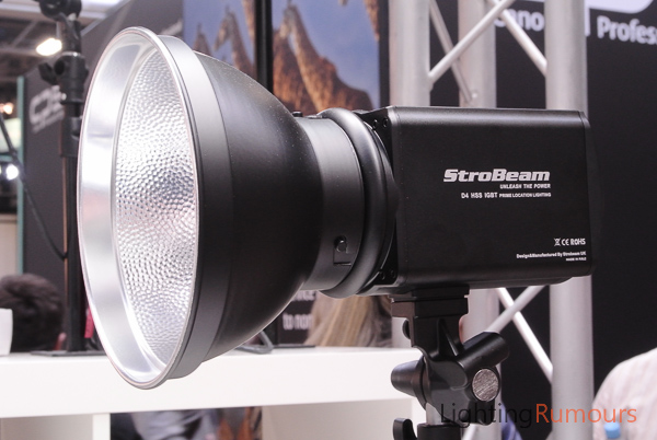 StroBeam D4 HSS IGBT at Focus On Imaging 2013