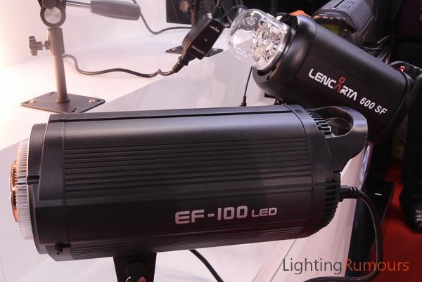 Lencarta LED1 1000 LED at Focus On Imaging 2013