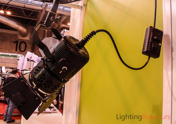 Limelite Pixel at Focus On Imaging 2013