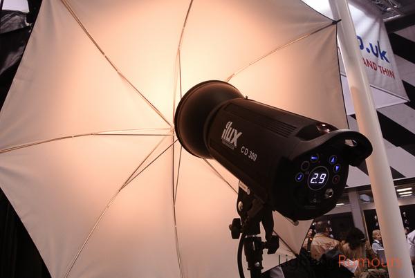 iLux CD-300 at Focus On Imaging 2013