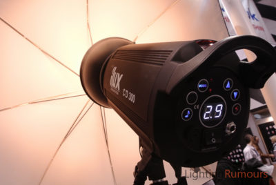 iLux CD-300 at Focus On Imaging 2013