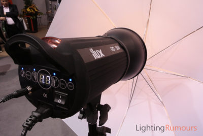 iLux RD-300 at Focus On Imaging 2013