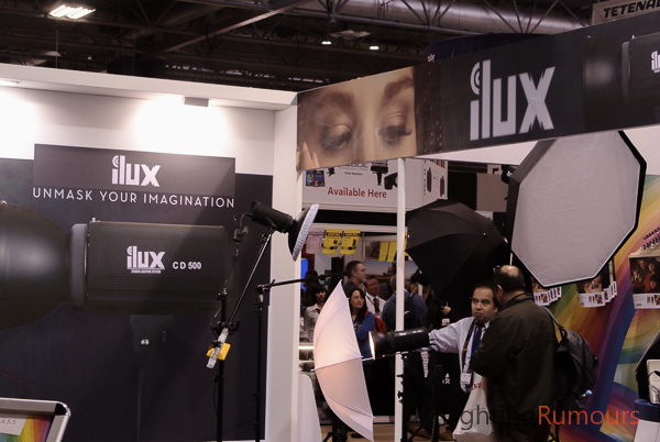 Photomart iLux at Focus On Imaging 2013