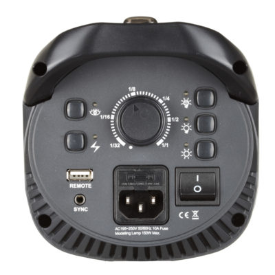Jinbei Caler Smart-series studio flash controls