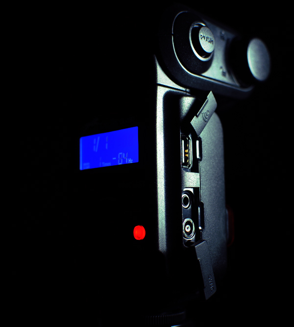 Cheetah Light sync ports