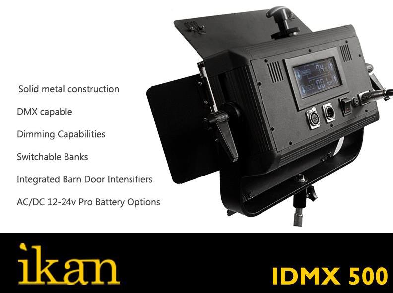 ikan IDMX 500