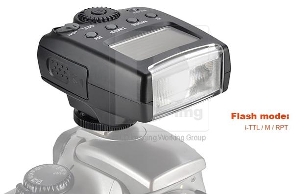 meike mk 300 is a cheap mini ttl flash with full controls rh lightingrumours com Nikon TTL Flash Tutorials D800 Nikon TTL BL Flash