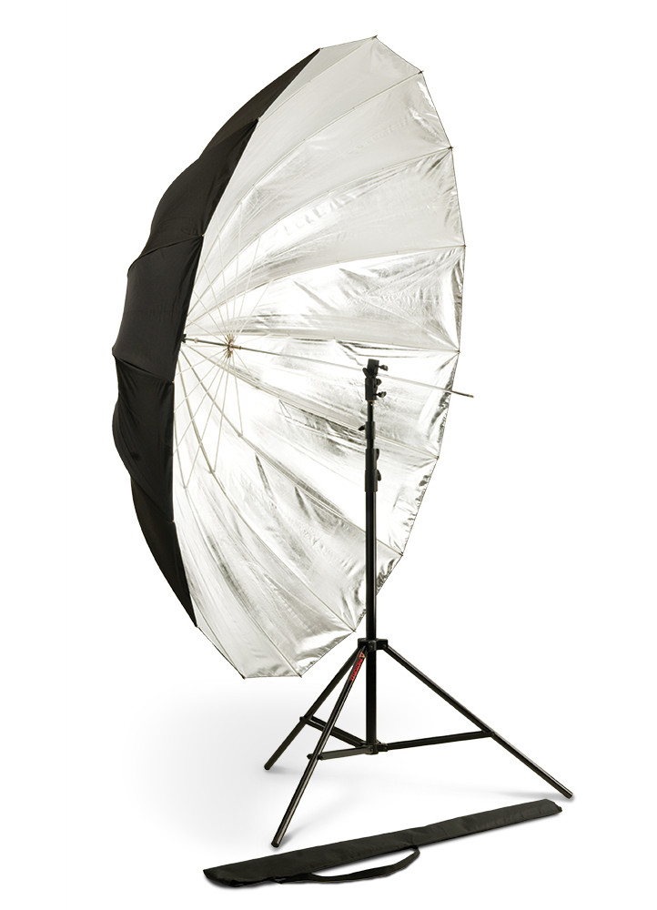 Photoflex 72-inch Silver Umbrella